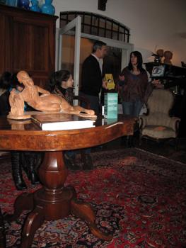 В доме семьи Quartieri De Pietri