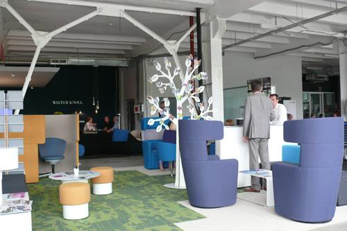 Выставка офисной мебели Office Next 2013