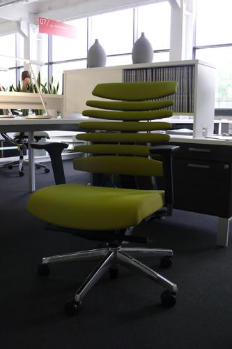 Дизайн офиса, эргономичная мебель
