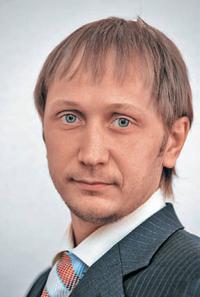 Генеральный директор торгового центра «Вива!» Алексей Ванчугов