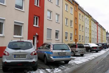 Реконструированный дом, Франкфурт-на-Майне. Здание нулевого цикла