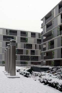 Пассивные дома. Жилой комплекс в Инсбруке
