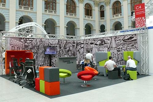 Выставка Office Next 2014