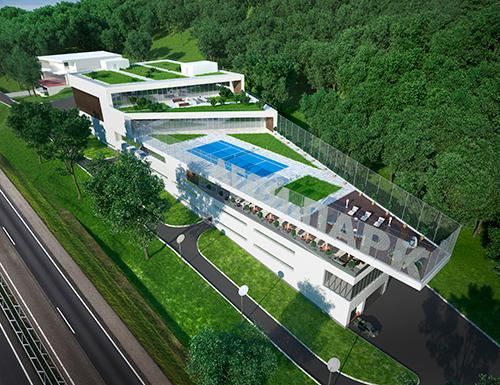 Проект экоустойчивого поселка под Туапсе