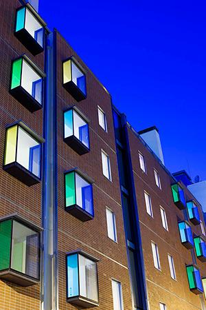 Энергоэффективные элементы дизайна, использованные в проекте York Street