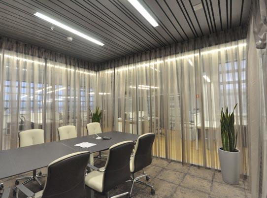 Дизайн офиса и корпоративный стиль