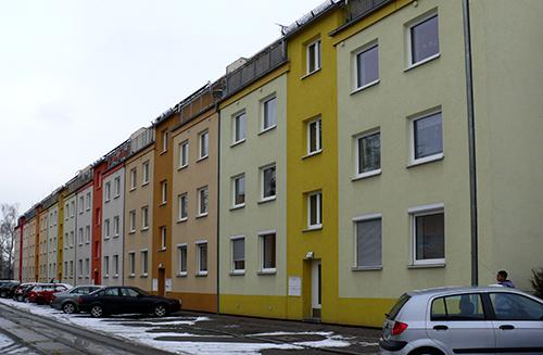 Реконструкция жилого дома, Франкфурт-на-Майне. Пассивный дом