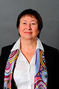 Ирина Аксёнова, директор RICS в России и СНГ