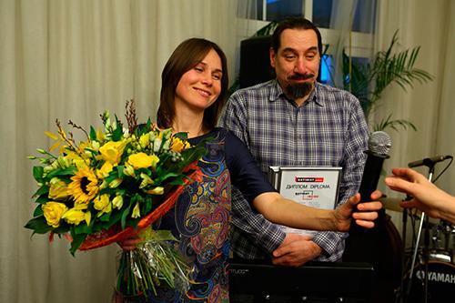 Победители конкурса, авторы проекта ТРК Реутов-Парк