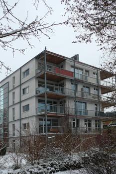 Пассивный дом, Франкфурт-на-Майне