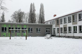 Детский сад, построенный по принципам пассивного дома